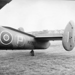 Bristol Beaufighter Prototype R2268 with twin fins