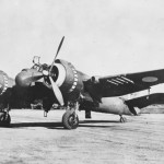 First Australian Beaufighter Mk 21 A8-1 armed with rockets