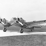 First Prototype of Bristol Beaufighter R2052