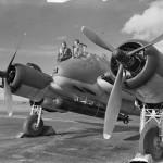 Torpedo Bristol Beaufighter Mk VIC ITF of No 144 Squadron RAF