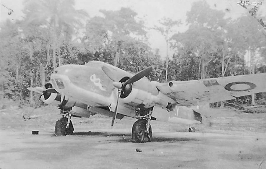 Australian Beaufort of No. 7 Squadron RAAF