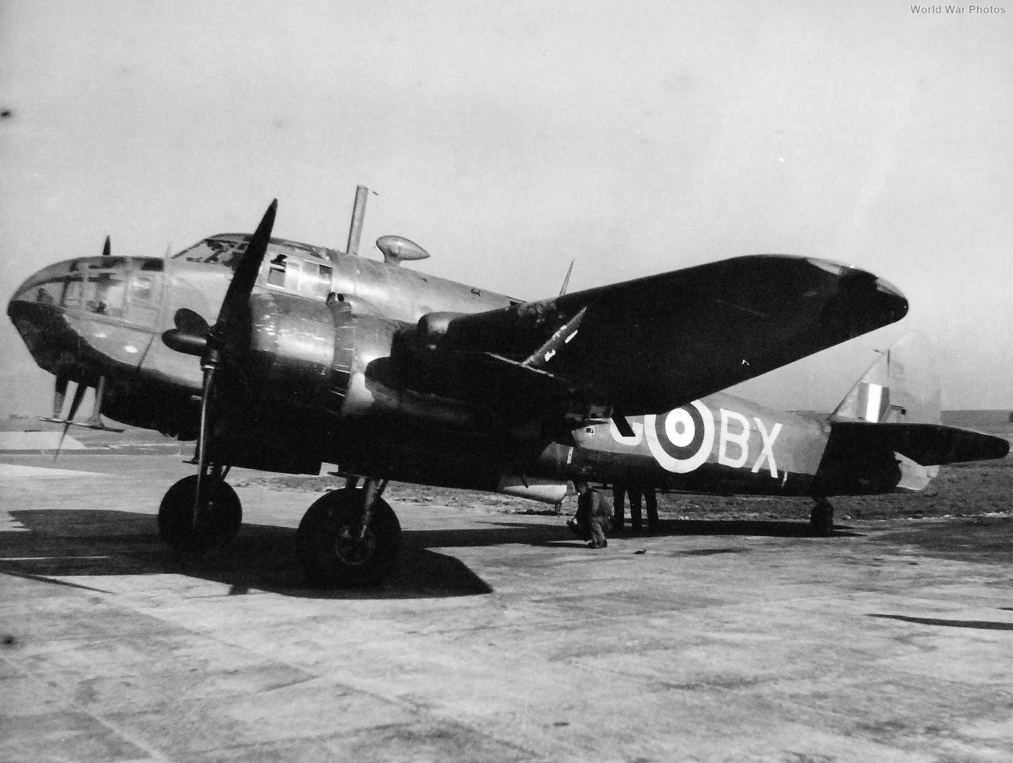 Beaufort Mk II of No. 86 Squadron RAF 14 May 1942
