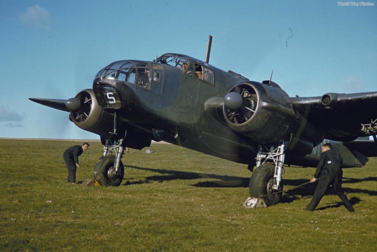 Beaufort Mk I MW-S of No. 217 Squadron RAF 2