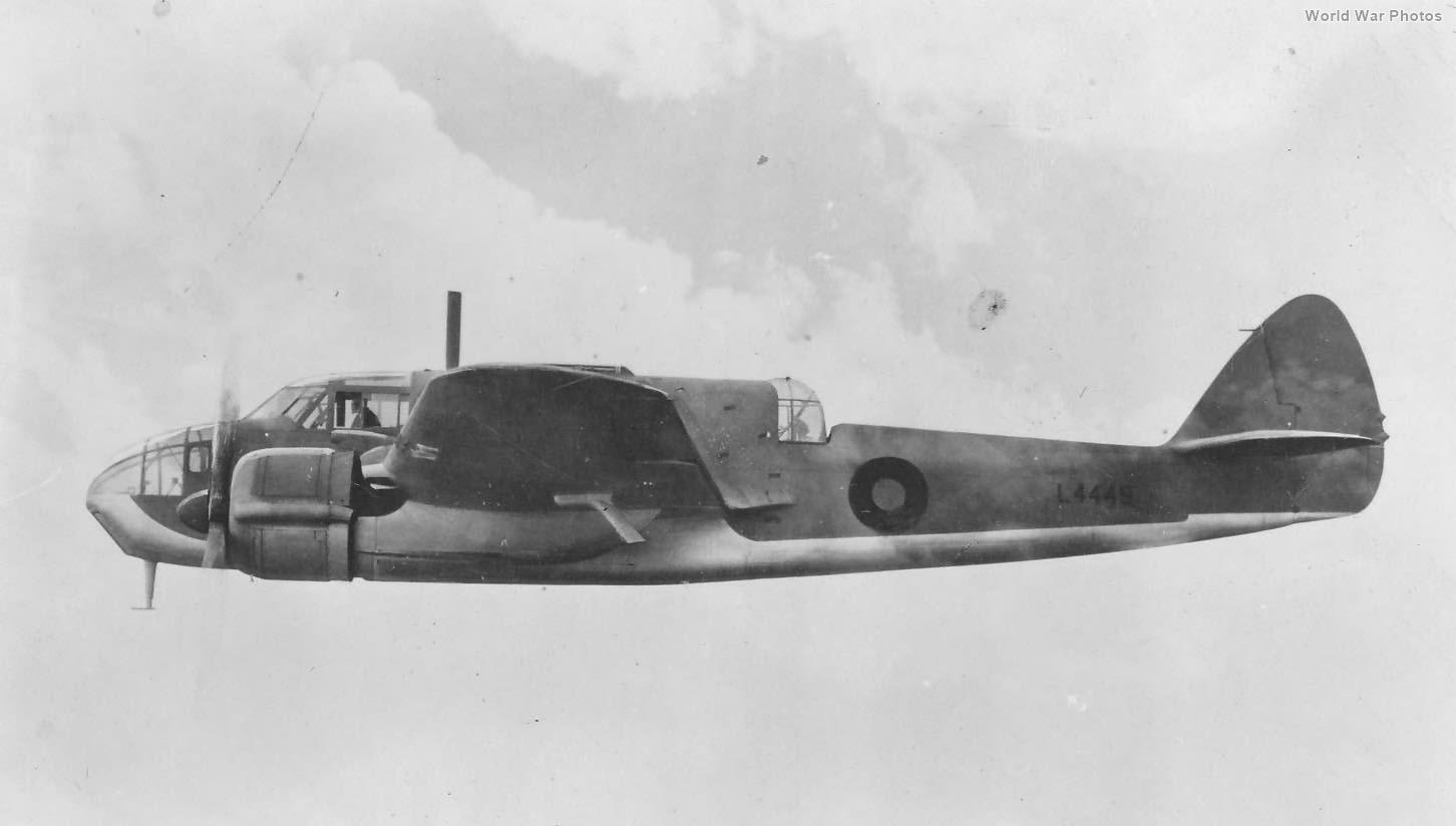 Beaufort L4449