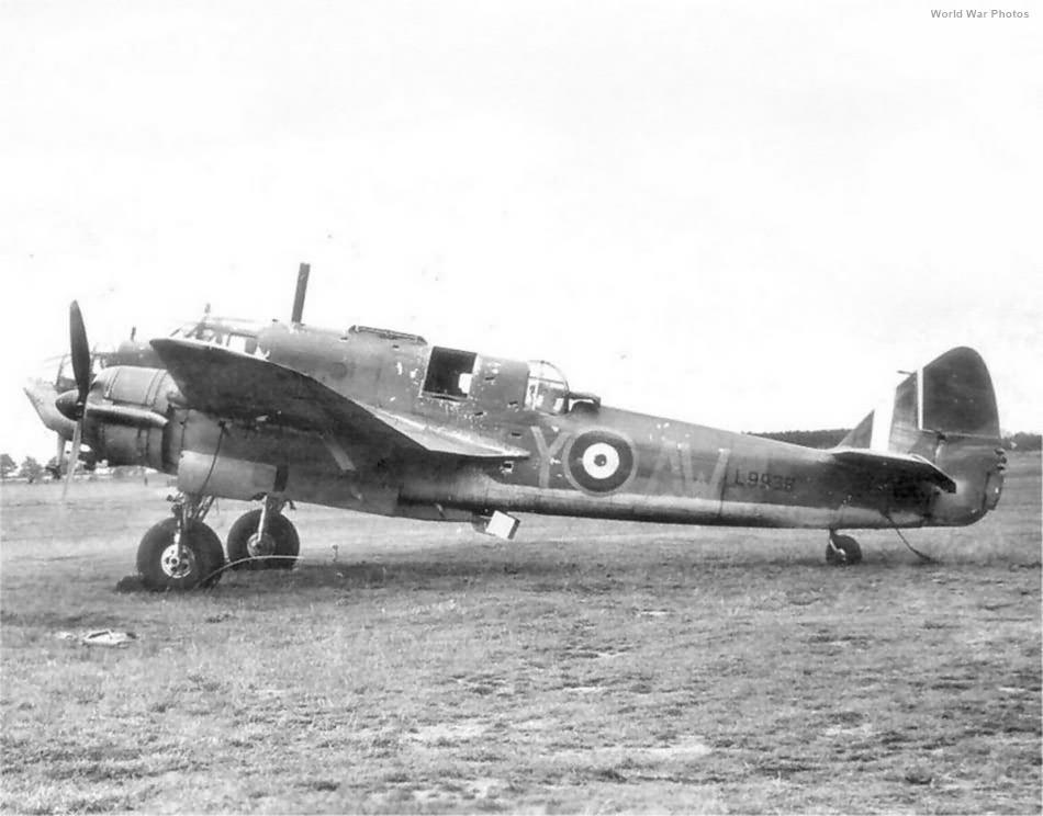 Beaufort L9938