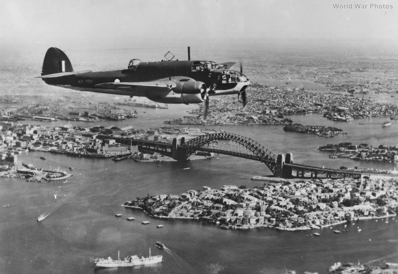 Australian Beaufort Mk VIII