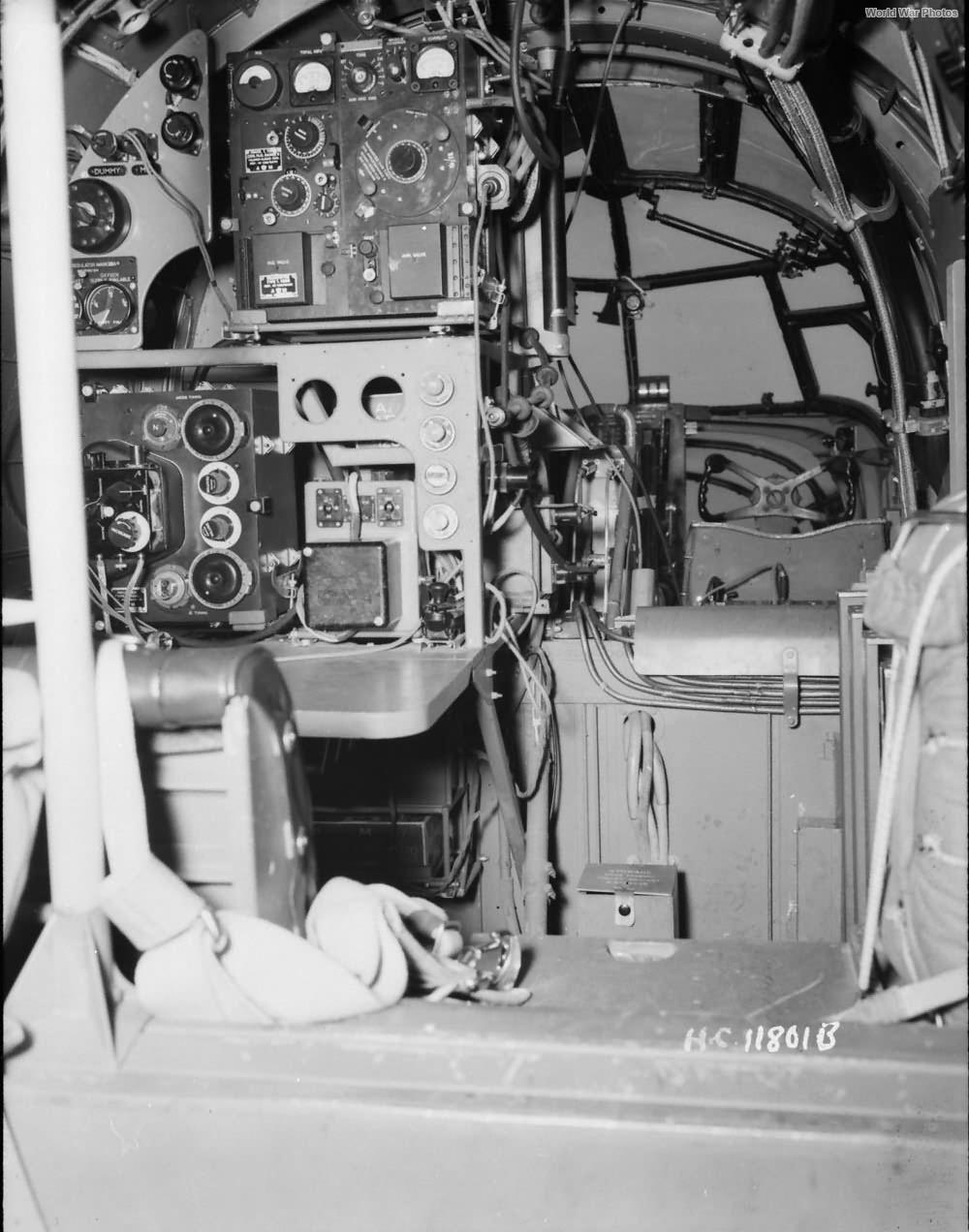 Beaufort interior 2