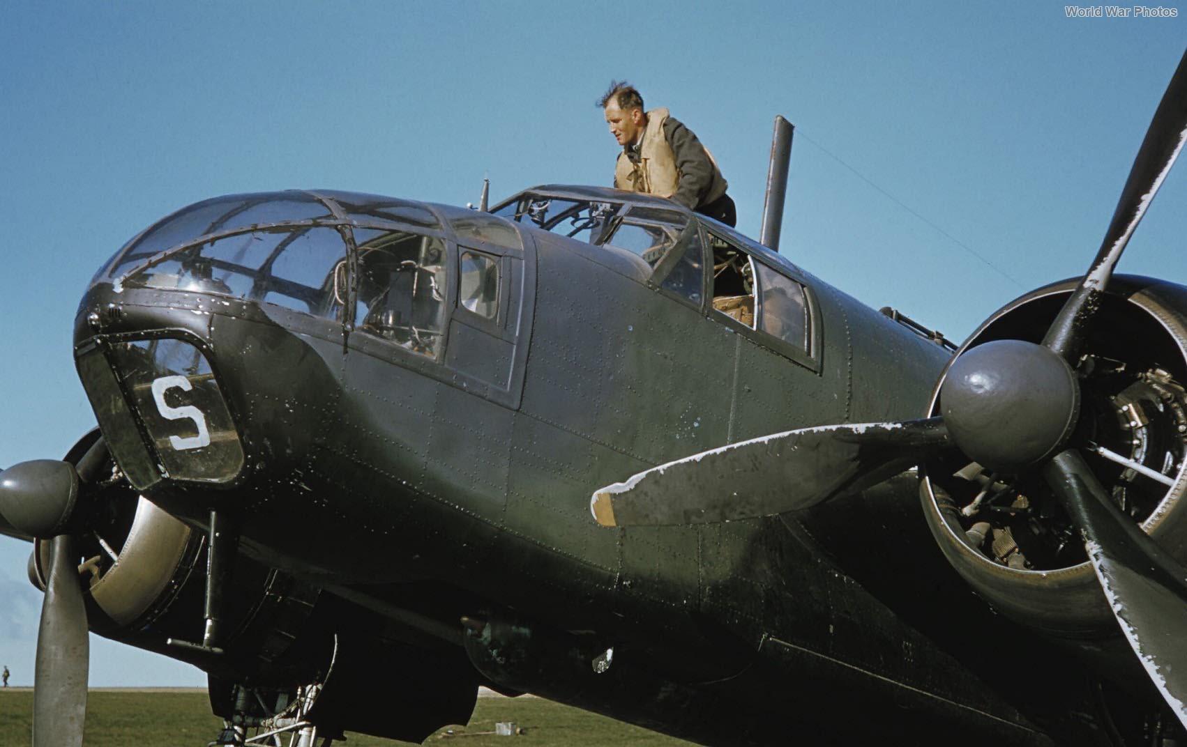 Bristol Beaufort of No. 217 Squadron RAF