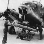 "Crew load torpedo onto 42 Sqn Beaufort AW-F ""Frankie"" 1941"