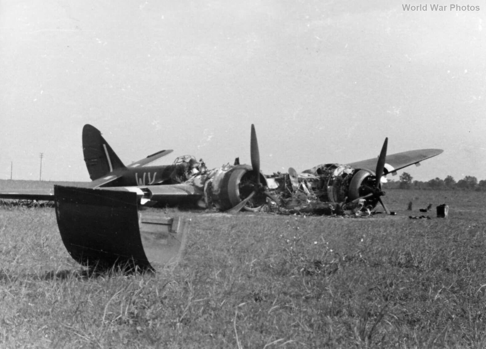 Blenheim 18 Sqn France 1940