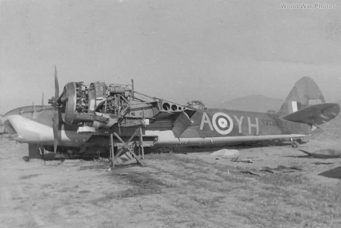 Blenheim bomber 1941