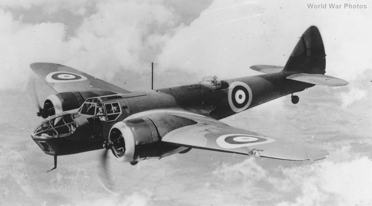 Bristol Blenheim IV 3