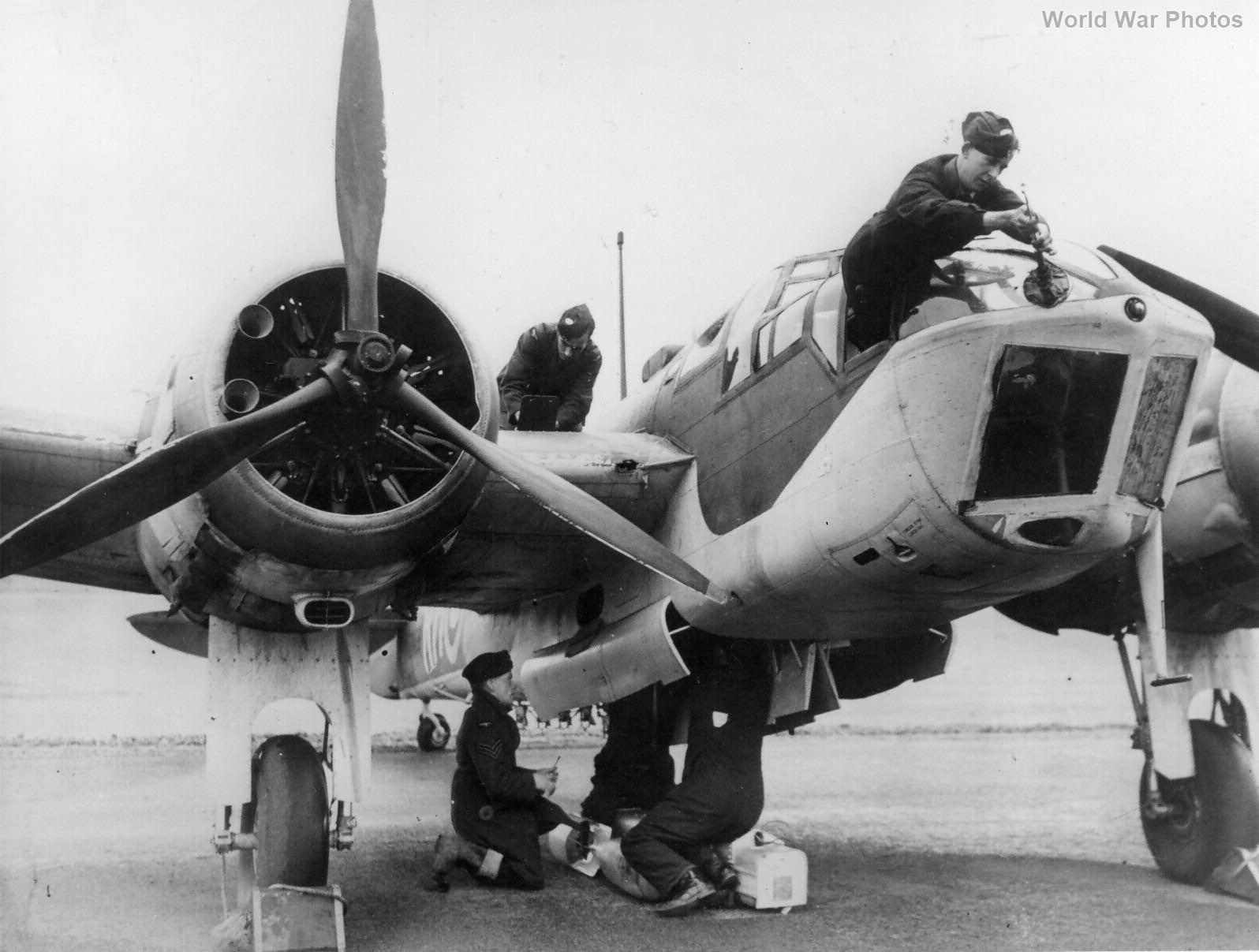 Blenheim IV 88 Sqn Attlebridge 1941