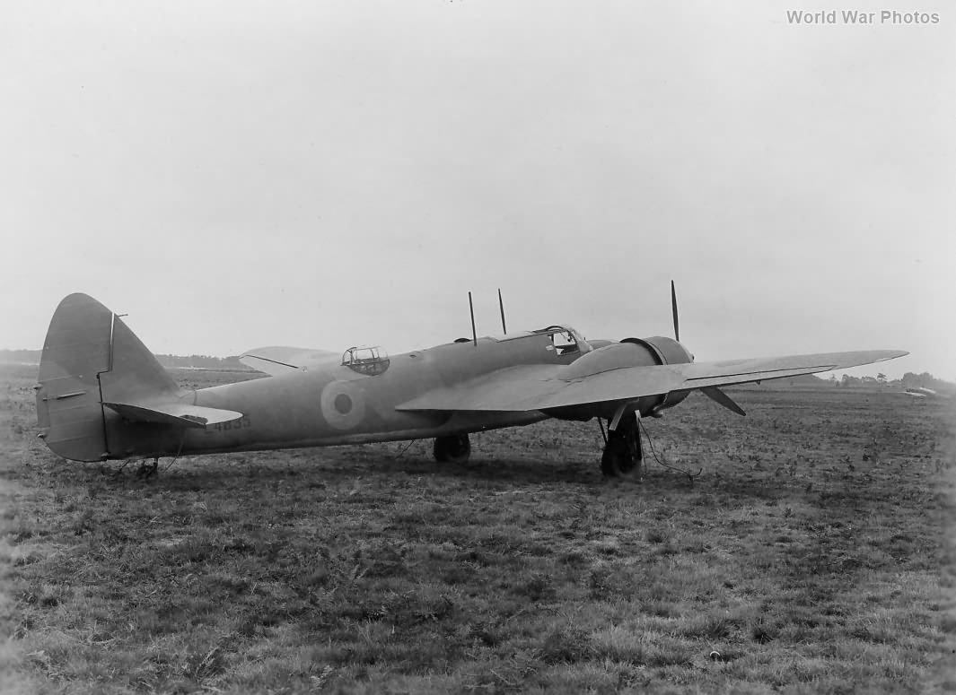 Blenheim IV L4835