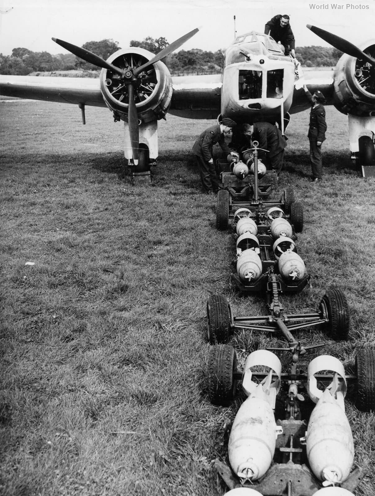 Blenheim IV September 1941