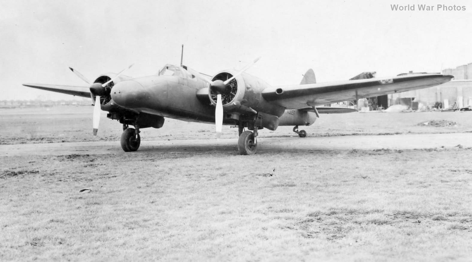 Bristol Blenheim V 1st proto 1941