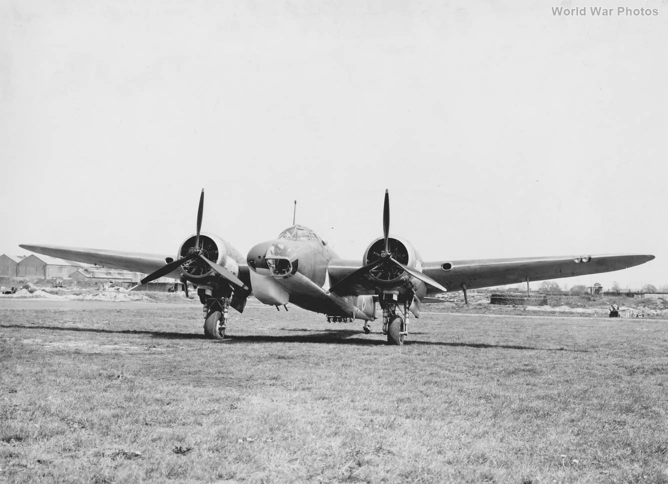 Bristol Blenheim V AD657