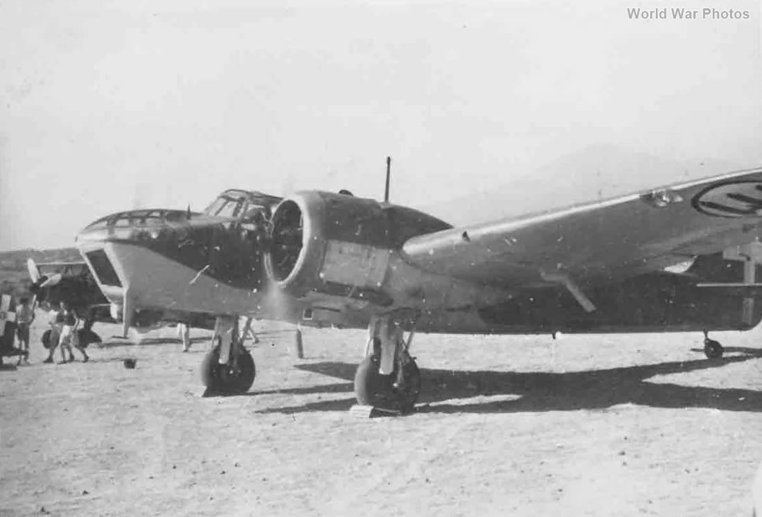 Italian Blenheim Mk IV