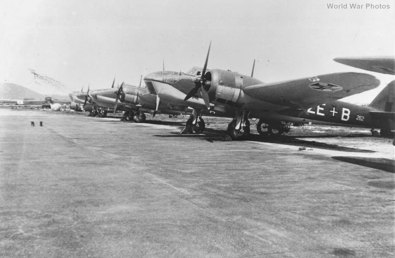 Blenheims Esquadrilha ZE May 1944 Ota Air Base