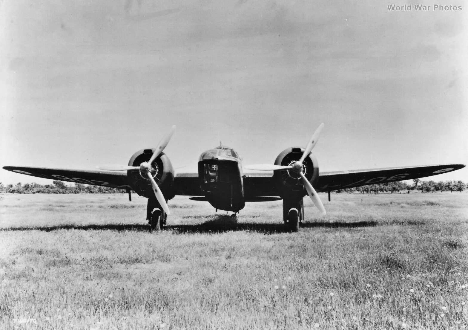 Bristol Bolingbroke Mk IVC 9074