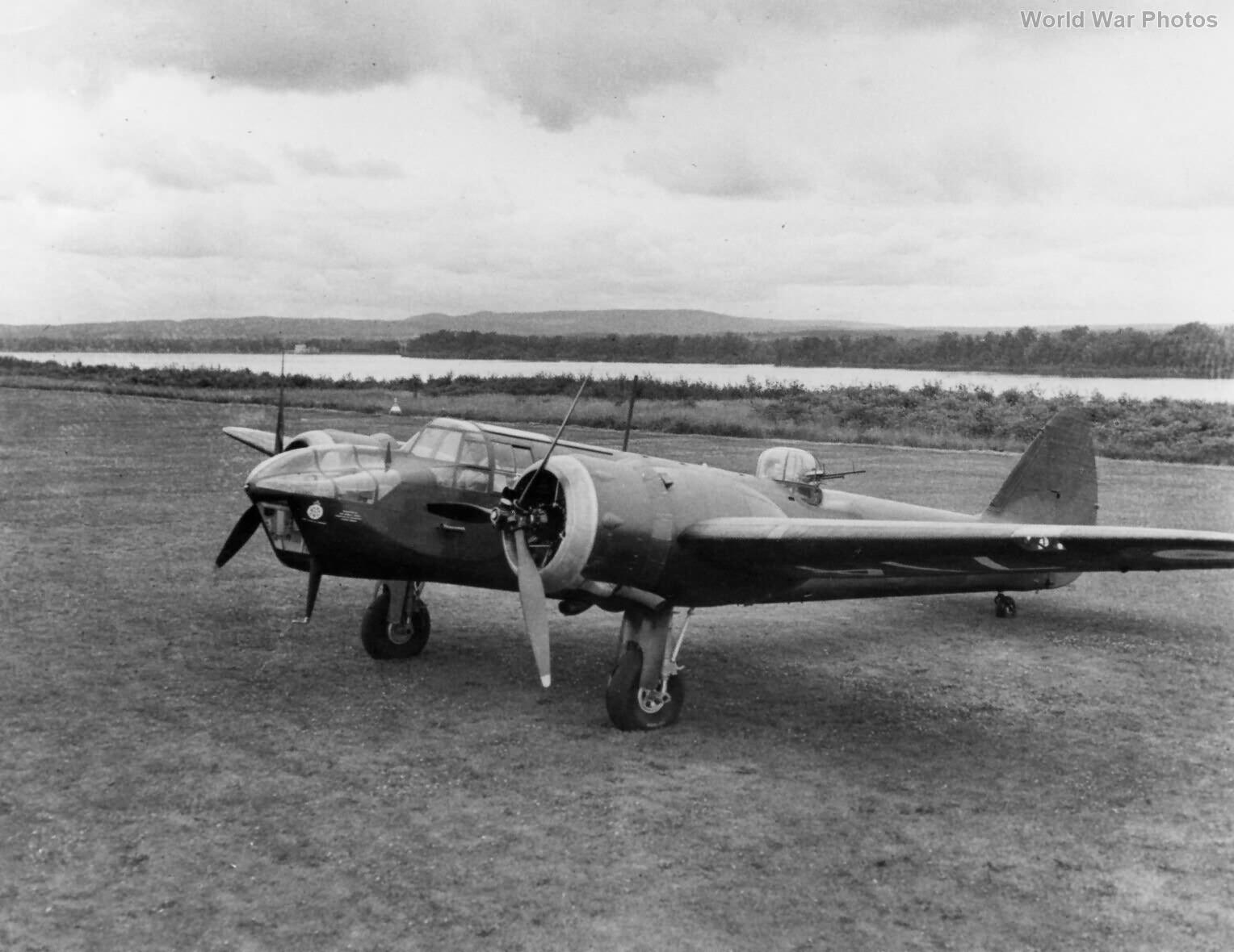 Bristol Bolingbroke RCAF Rockcliffe