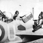 Blenheim Crew dinghy 1941
