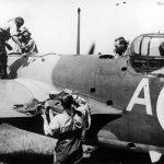 Blenheim IV bomber