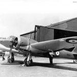 Blenheim N3557 bomber
