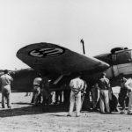 Italian Bristol Blenheim Mk IV