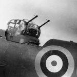 Blenheim turret prototype Filton 1943