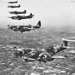 Blenheims 102 Squadron