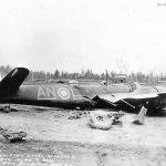 Crashed RCAF Bolingbroke
