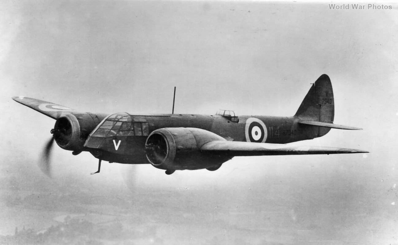 Bristol Blenheim 114