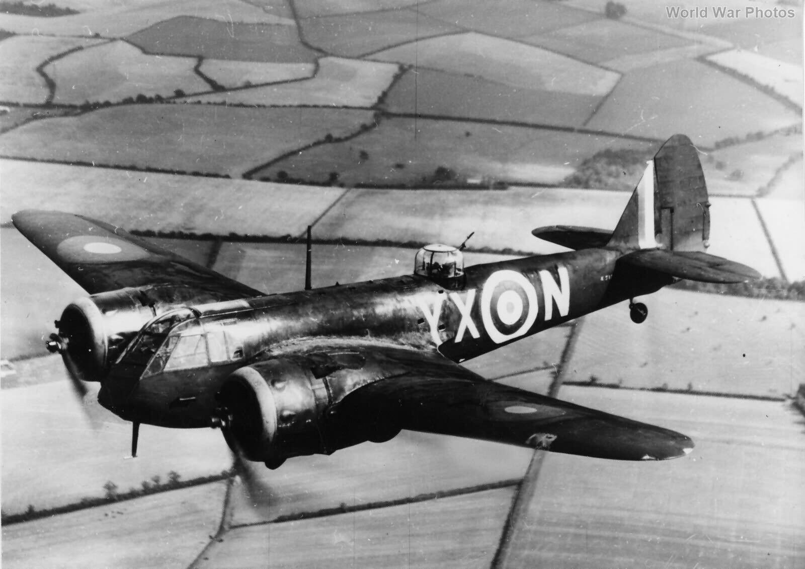 Bristol Blenheim 54 OTU