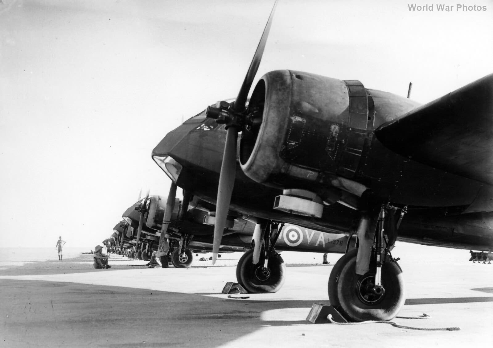 Bristol Blenheim 84 Sqn 1940