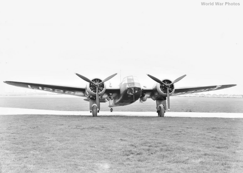 Bristol Blenheim Mk II L1222 Filton
