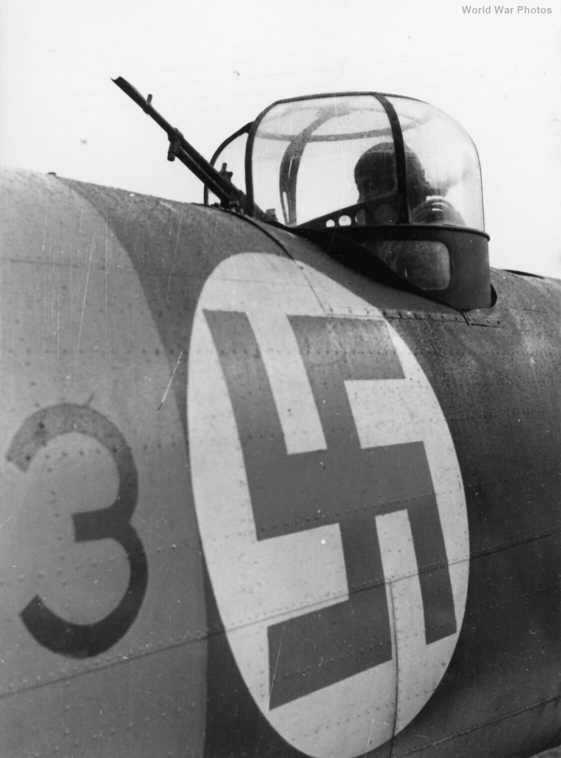 Blenhein Finnish Air Force