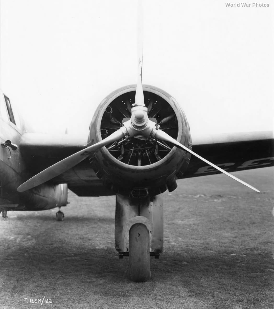 Bristol Mercury Engine
