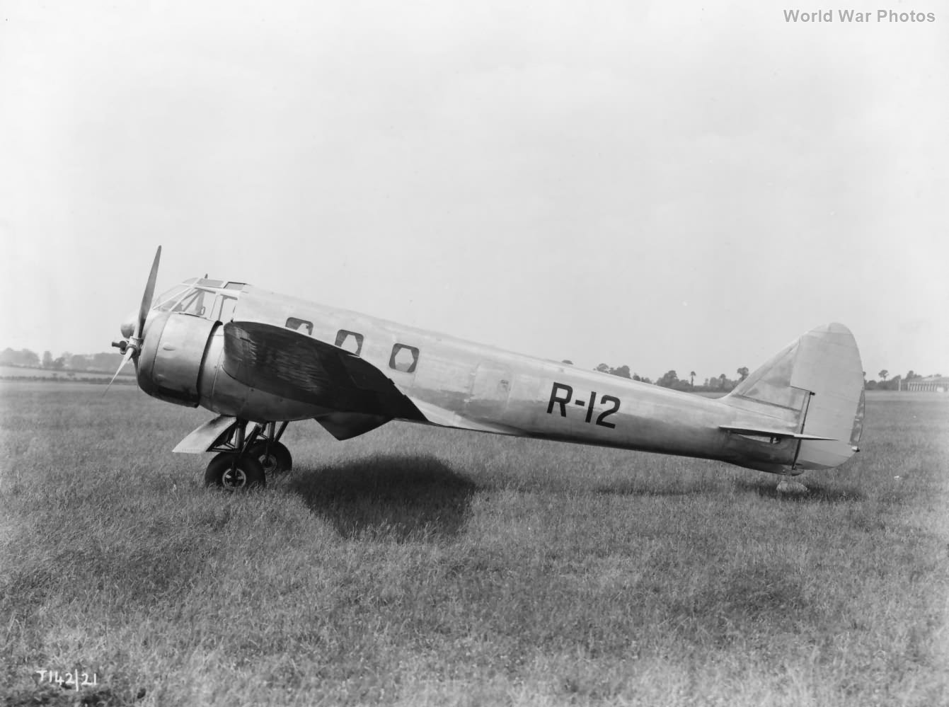 Bristol Type 142M