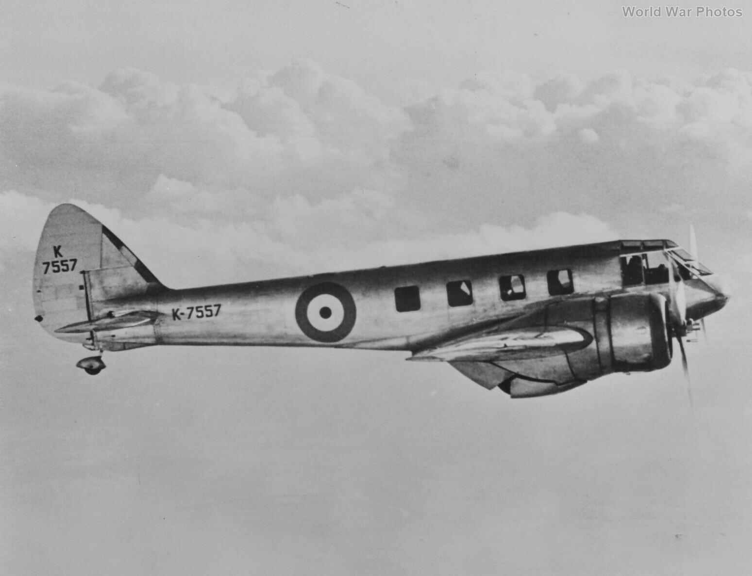 Bristol Type 142 later Blenheim