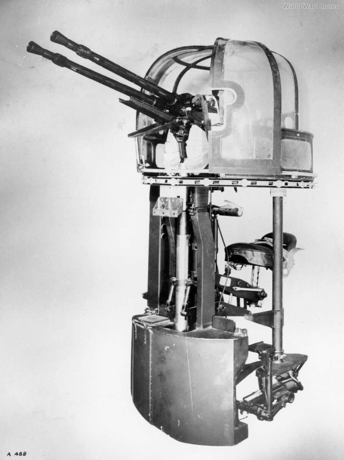 Bristol Type 1 Mk IV turret