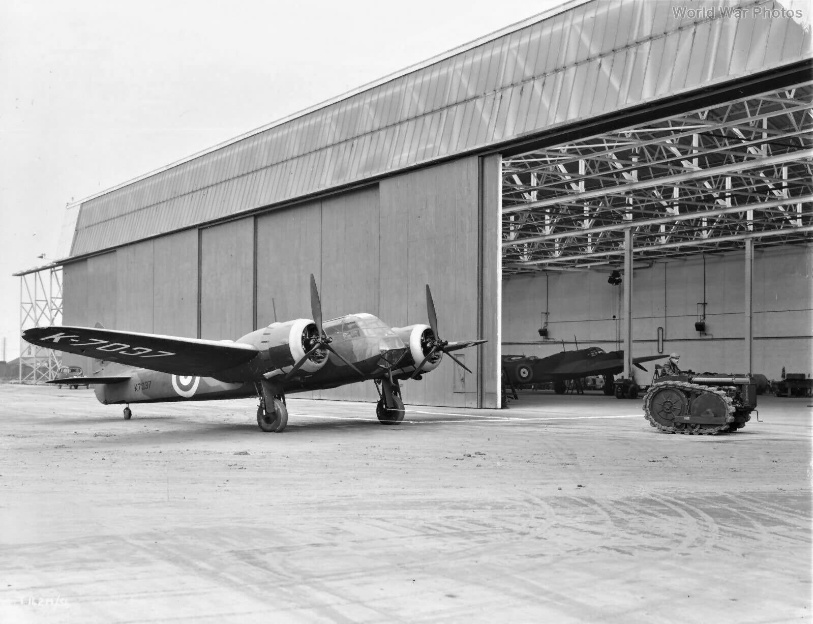 Blenheim Mk I K7037