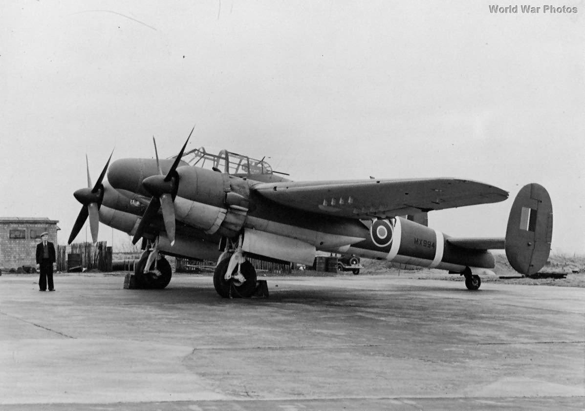 Bristol Brigand Mk 1 MX 994