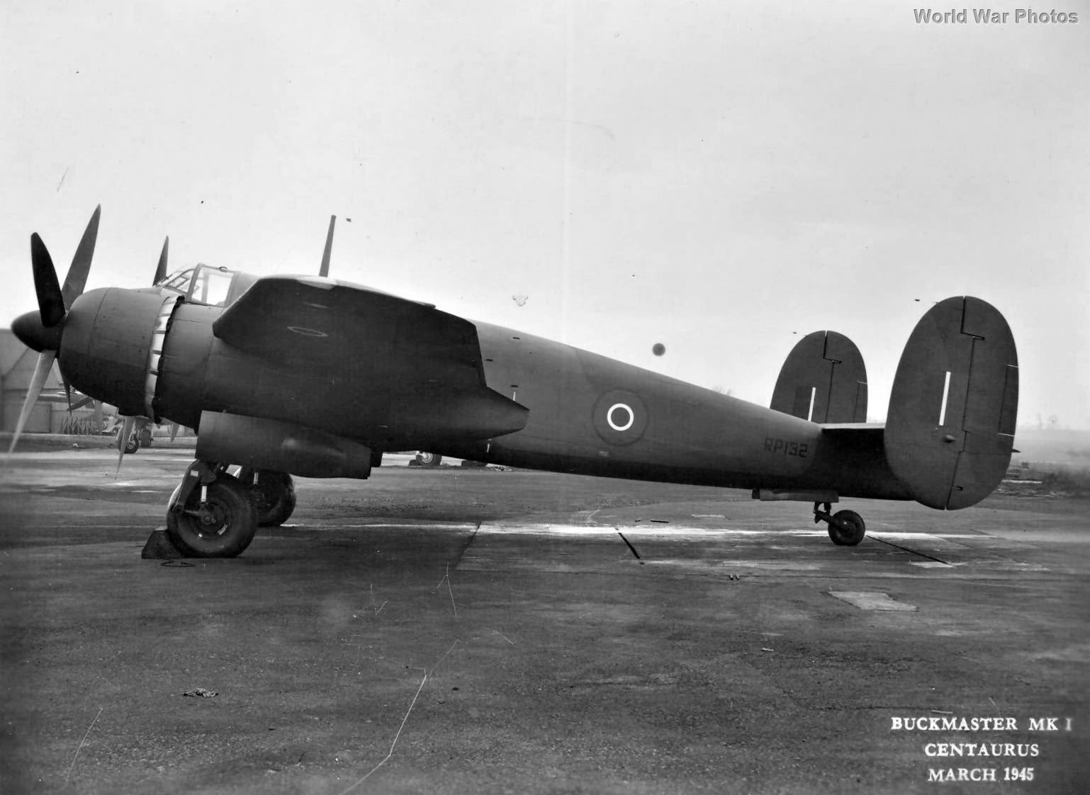 Bristol Buckmaster RP132