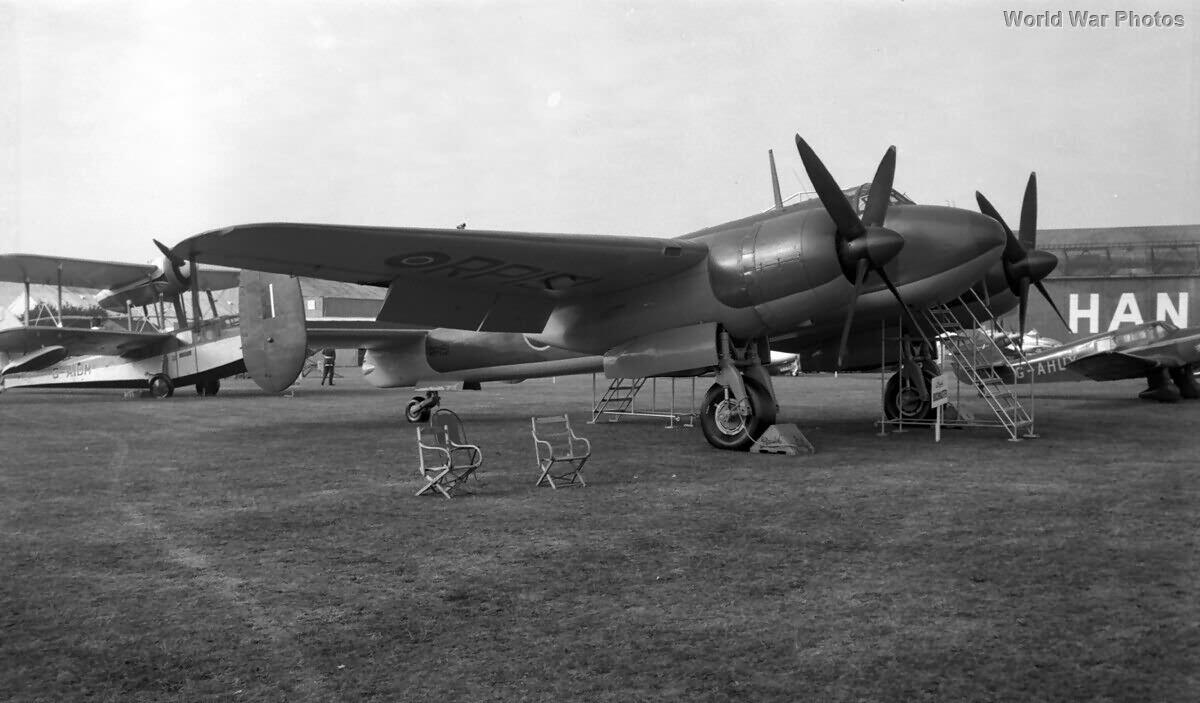 Buckmaster RP151 on the ground