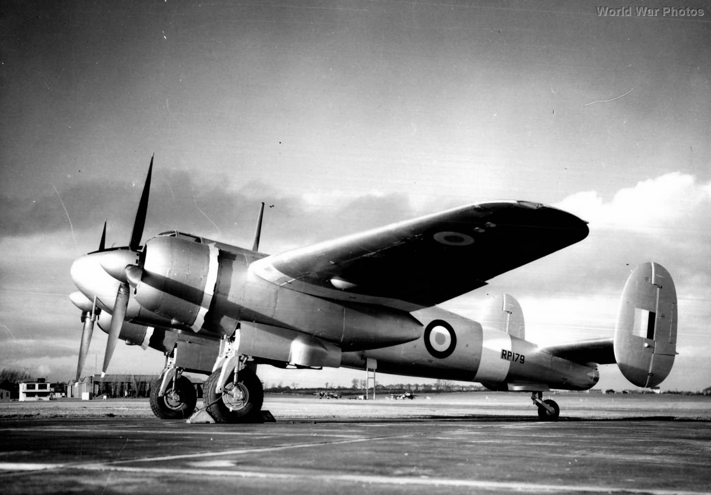 Buckmaster T Mk 1 RP179