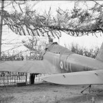 Fairey Battle K9204 QT-Q of No. 142 Squadron RAF at Berry-au-Bac