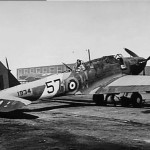 Fairey Battle #57 serial 1934 – Canada 1943