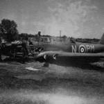 Fairey Battle 103 squadron PM+N