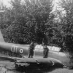 Fairey Battle 142 squadron QT+D
